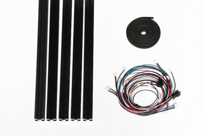 レーザー加工機(カッター)用拡張フレーム