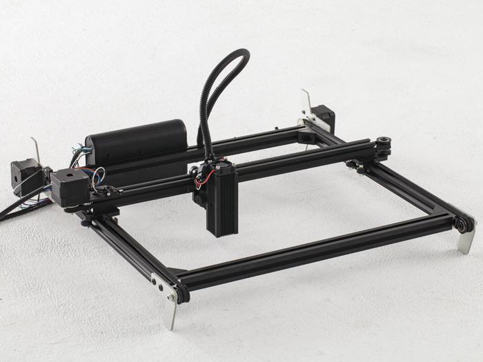 組立て式レーザー加工機