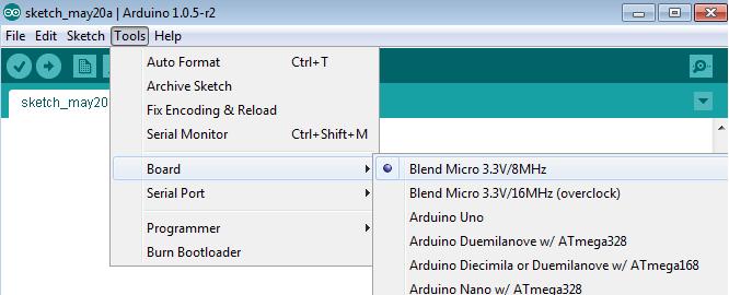 Blend Micro