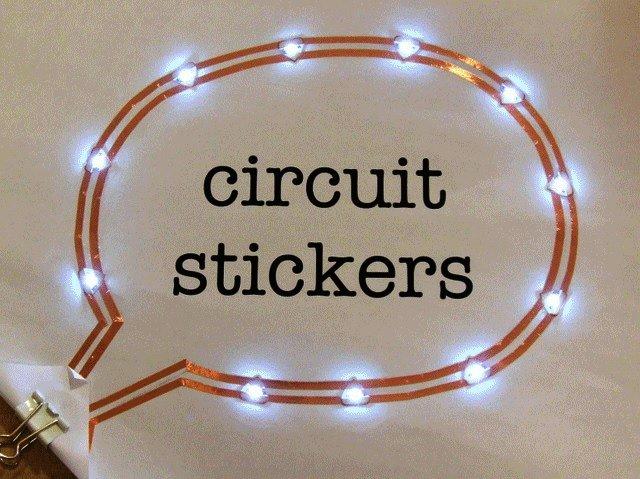 Circuit Sticker Starter Kit