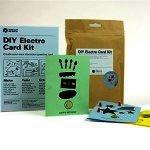 作って楽しい「光るサプライズカード」 DIY Electro Card Kit 組立編