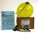 【前編】 いろんな場所に取り付けて実験!自作スピーカー DIY Speaker Kit 組立編