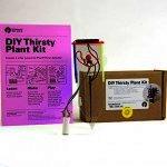 植物の水やりのタイミングが分かる DIY Thirsty Plant Kit 組立編