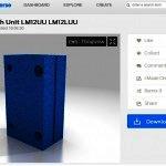 【3Dプリント メカパーツ製作】 リニアブッシュ・シャフトホルダー