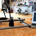 組立式デスクトップレーザー加工機(カッター)「Smart Laser Mini」発売決定