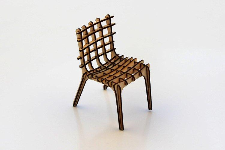 ミニ椅子作成