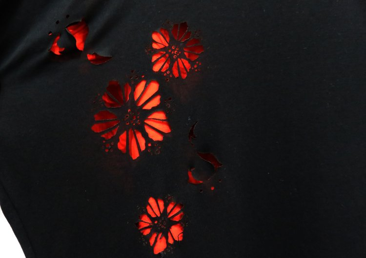 laser cutter and engraver dress