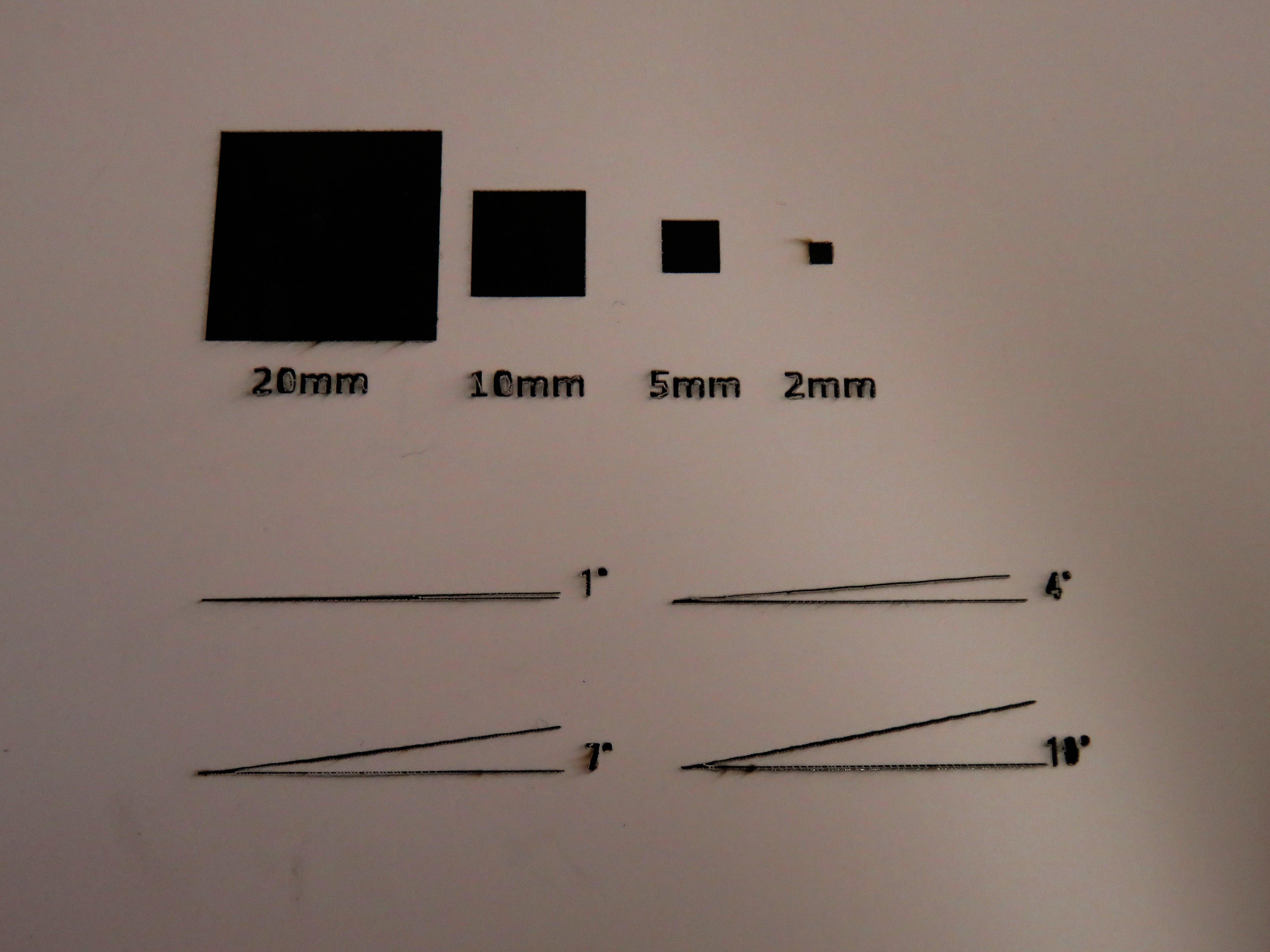 気になるプラ板のサンプル加工の結果は、、、?