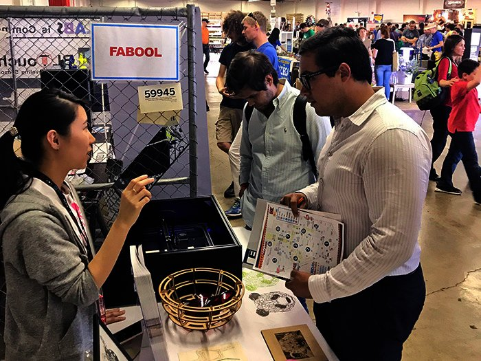 Maker Faire Bay Areaを振り返る2の画像