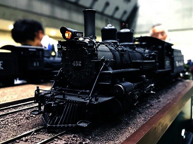 国際鉄道模型コンベンションに出展しました