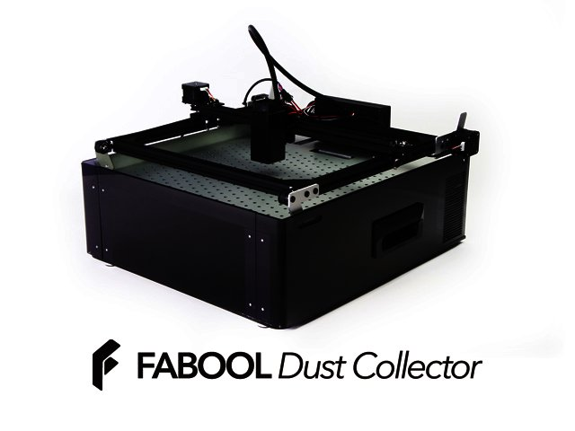 新製品「FABOOL  Dust Collector」の画像