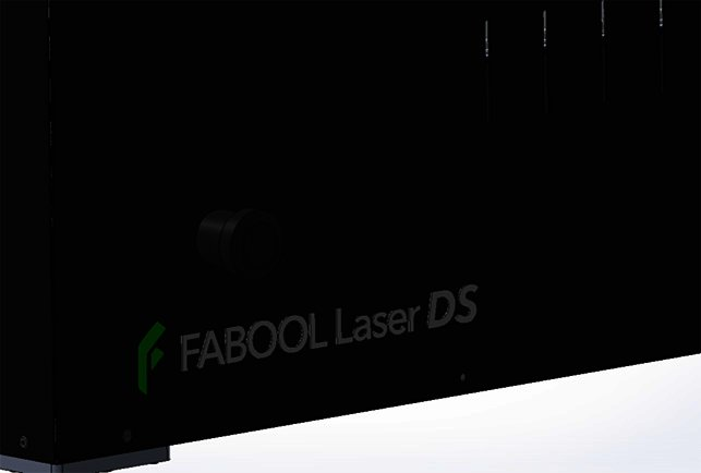 FABOOL Laser DS CADの図面前面