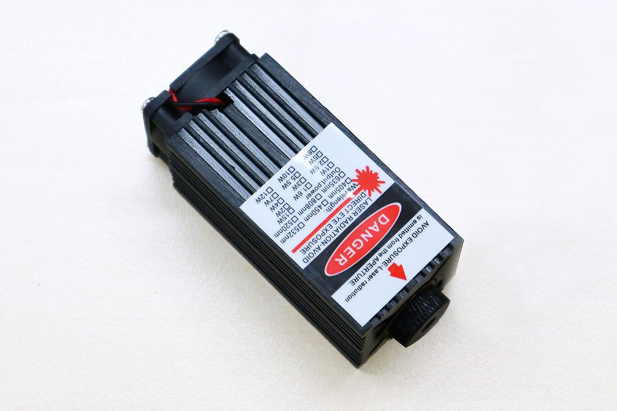 海外サイトで販売されている15Wのダイオードレーザーは本当に15Wなのか!?