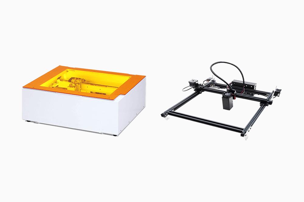 新発売のレーザーカッター「Etcher Laser」と「FABOOL Laser Mini」を比較しました!