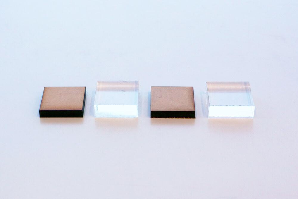 素材の焦点距離に関する検証を行いました