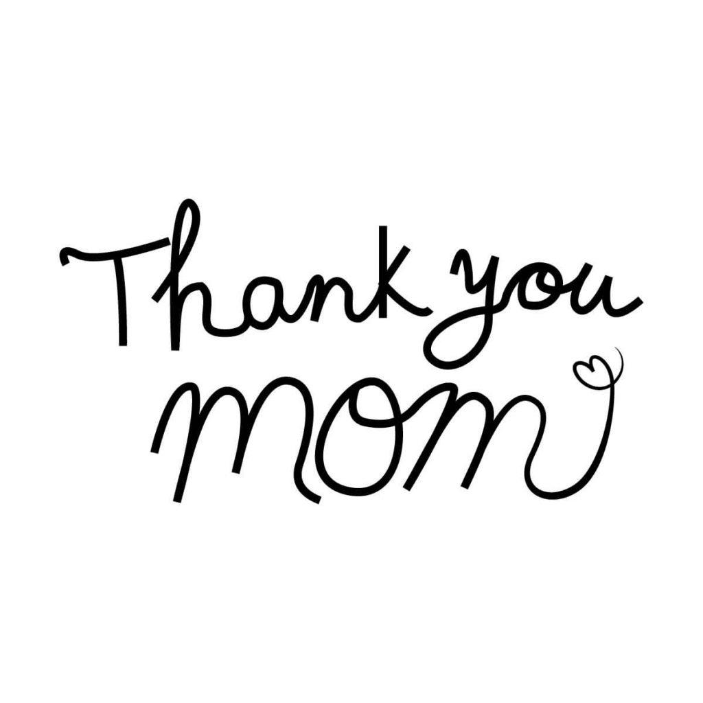 Thank You Mom1