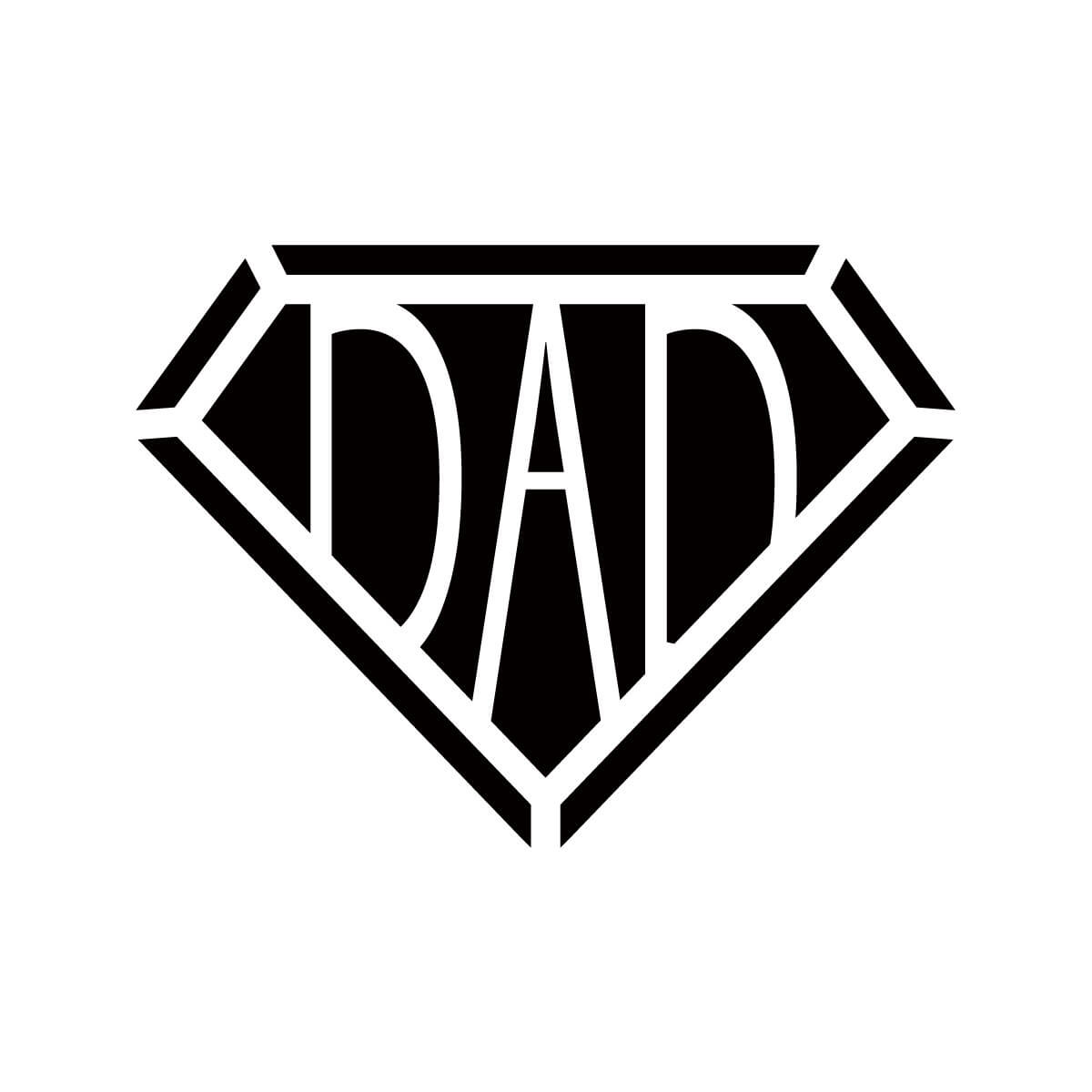 Dadマーク(刻印)