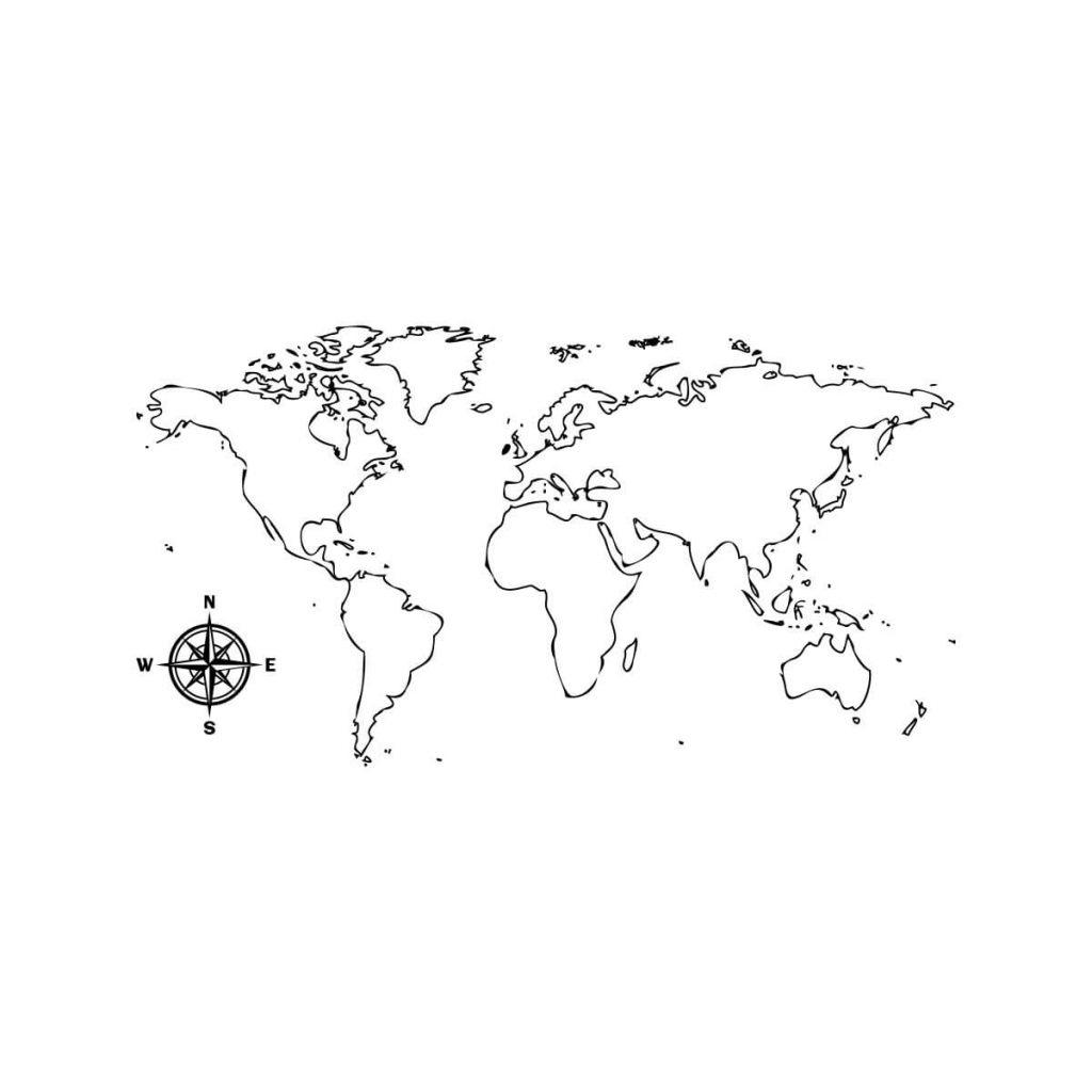世界地図1