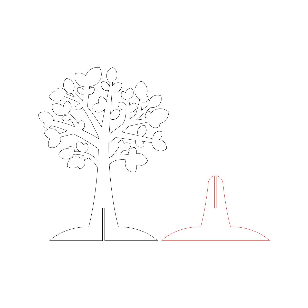 アクセサリーツリー2