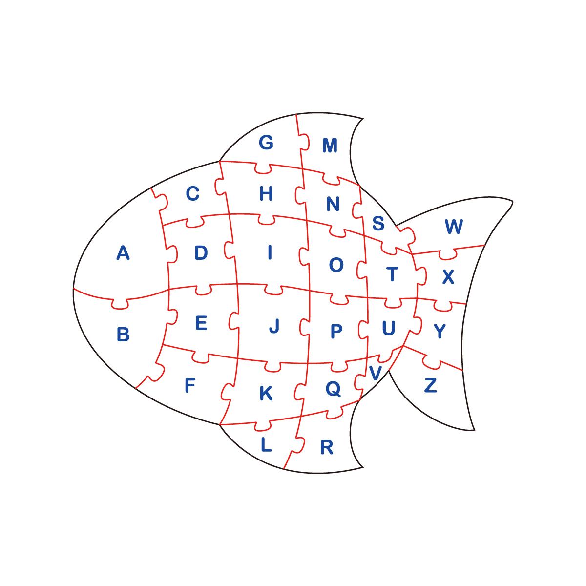 パズル(魚)2