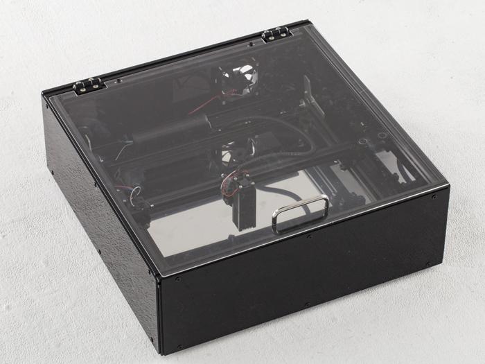 レーザーカッター用安全カバー