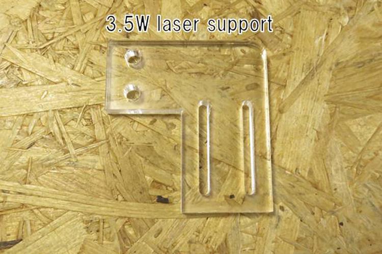 3.5W laser  support