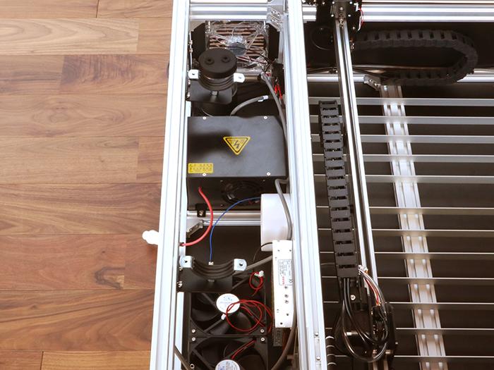 Laser-Tube-Mounting