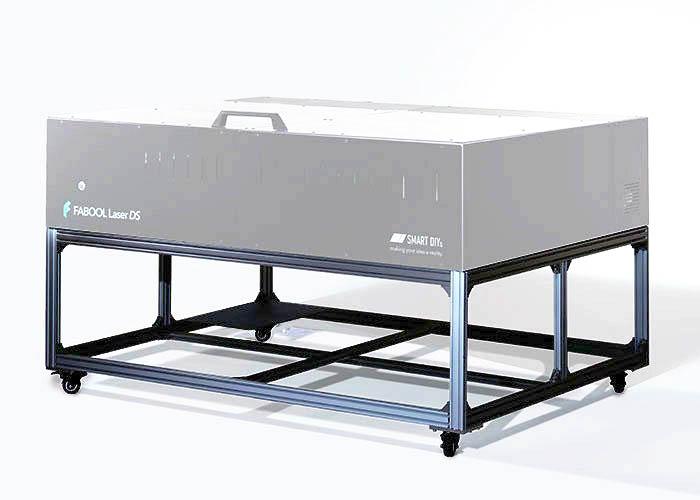 DSレーザー加工機用作業台